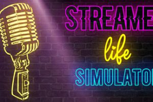 Streamer Life Simulator PC Game Free Download