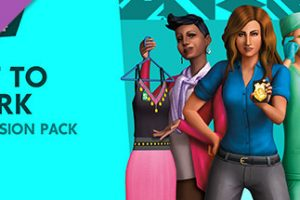 The Sims™ 4 Get To Work PC Game Free Download
