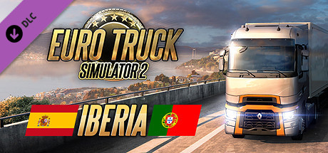 Euro Truck Simulator 2 Iberia Game Free Download for PC
